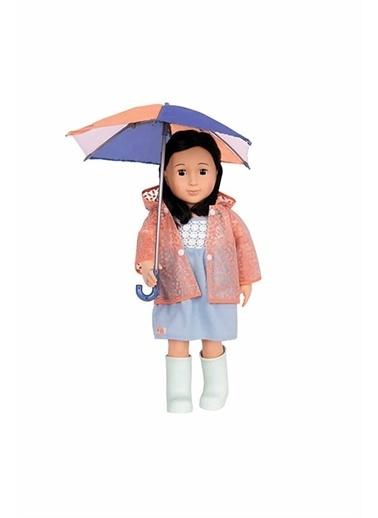 Our Generation Our Generation Yağmurlu Hava Oyuncak Bebek Kıyafet Seti Renkli